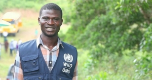 Liberia: Sharing his experience fighting Ebola