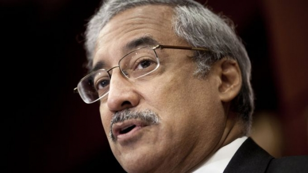 Democratic Rep. Bobby Scott's district is at issue in a Virginia gerrymandering case.