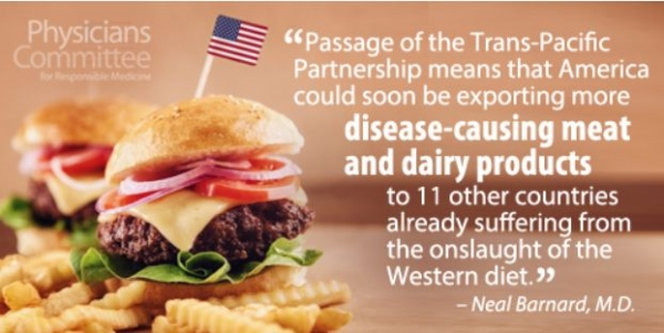 Trans-Pacific Partnership: Exporting U.S. Meat, Dairy, and Disease
