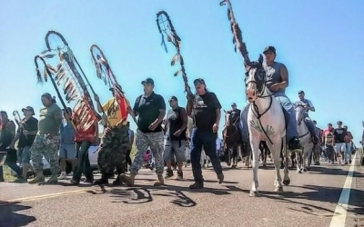 Army Corps Says It Won't Forcibly Evict Standing Rock Water Protectors, But Refuse To Elaborate