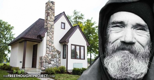 Private Charity is Building an Entire Neighborhood of Tiny Homes for the Homeless to Rent to Own