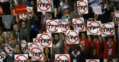 'Now or Never': Congress Flooded With Calls to Stop TPP on National Day of Action