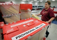 Fewer provisional ballots cast in 2014