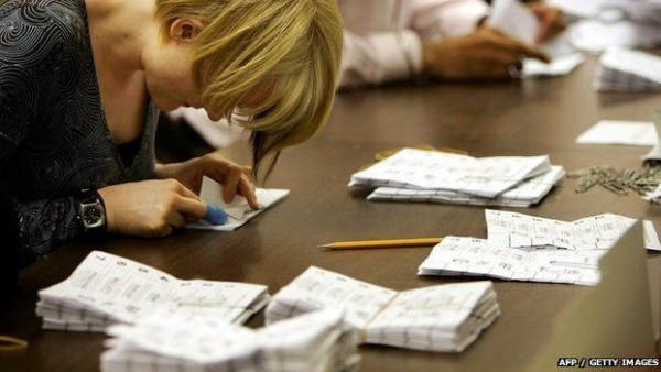 Hand Counting Paper Ballots Is Not Impossible