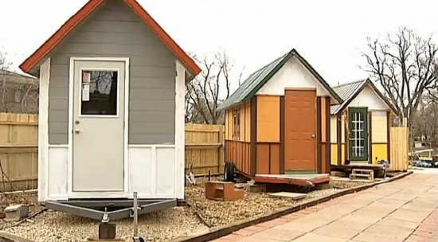 Tiny Home Village For Homeless Opens In Wisconsin,Warm Neutral Living Room Colors