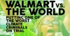 Walmart's track record on climate, and workers' rights, has garnered significant criticism from environmental groups.