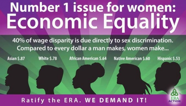 Fight to ratify Equal Rights Amendment draws new interest