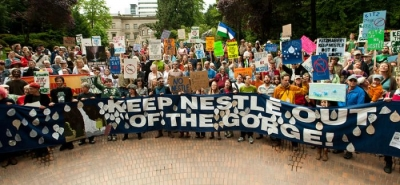 People Power Just Trumped Corporate Power: Oregon County Rejects Nestle Water-Grab