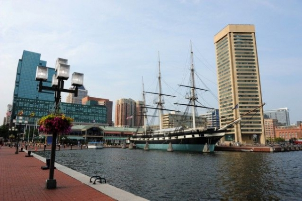 Baltimore Inner Harbor
