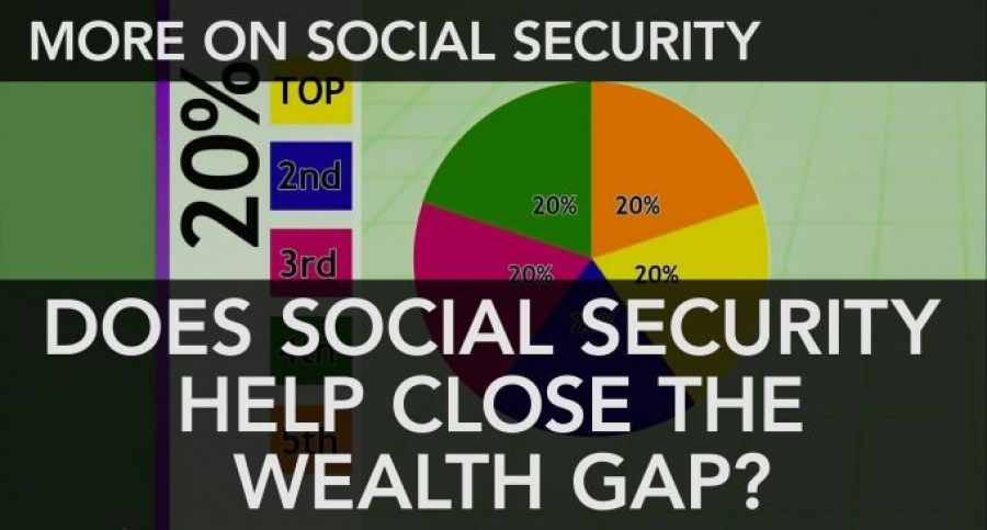 an essay on the issue of wealth gap in society Society today essayssociety today has many problems as many things may be responsible for this, we are definite television has a large role in the malfunctions of our society.