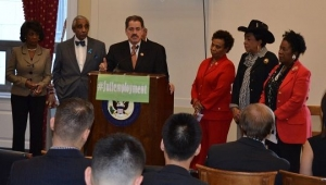 Conyers & Congressional Advocates Announce Creation of Full Employment Caucus