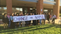 Stuart community members urge school board to change school's name