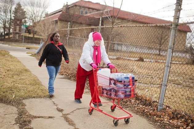 IMichigan Fights To Avoid Delivering Water To Flint Residents